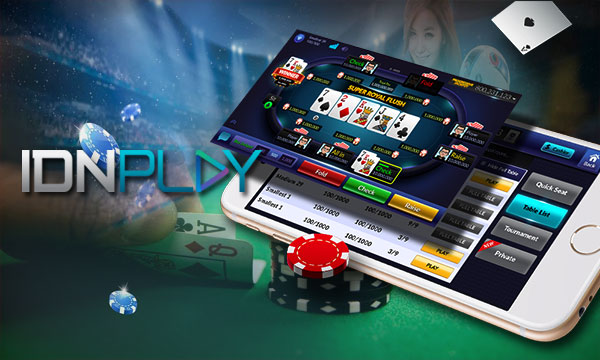 Bermain Poker Online Idn Play